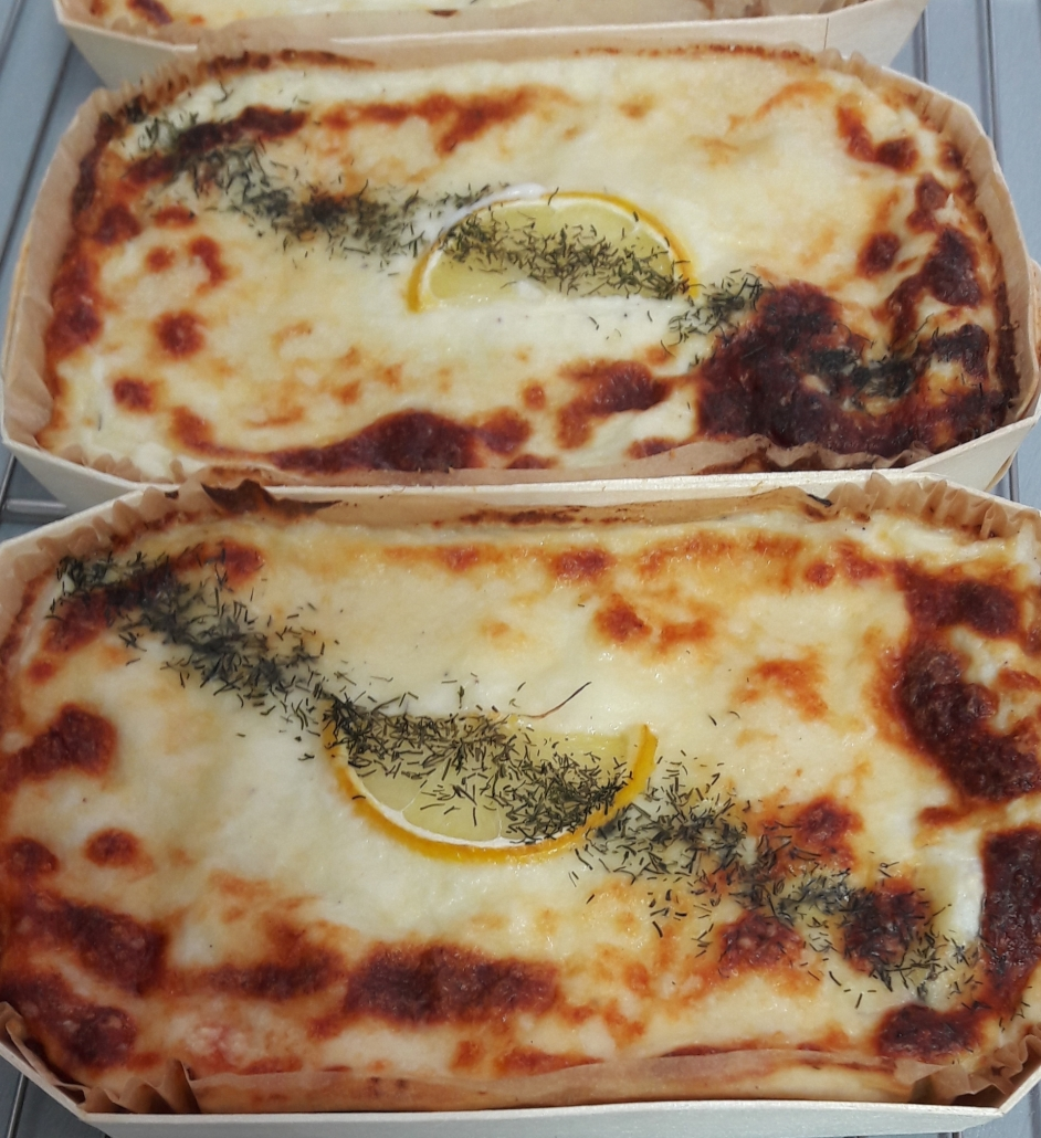 Lasagne butternut